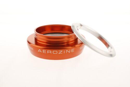 "Aerozine XH1.6C Road Mountain Bicycle Bike External Tapered Headset 1-1//8/""-1.5/"""