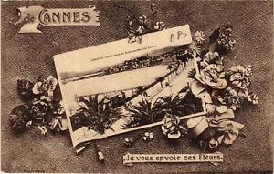 CPA Cannes - Je vous envoie ces Fleurs (514013) XfMHEE1L-09162158-206602408