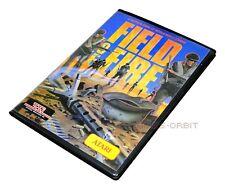 FIELD OF FIRE für Atari 400, 800, XL, und XE von SSI und Transatlantic Sims