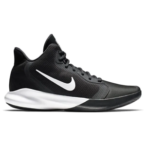 Nike-Precisione-3-Uomo-Basket-Scarpe-UK-11-USA-12-Eu-46-cm-30-Ref-971