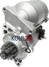 Anlasser Kubota Motor G266 12V 1,2KW