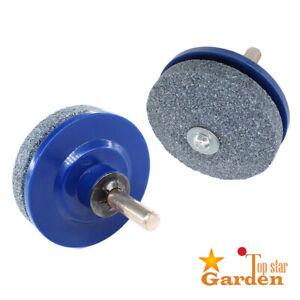 2pcs-Universal-Lawn-Mower-Faster-Blade-Sharpener-Grinding-Power-Drill-Garden-Kit