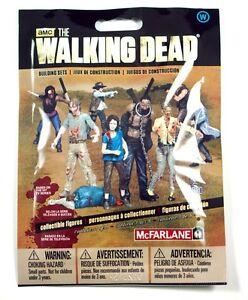 McFarlane-toys-Walking-Dead-Building-Sets-Figure-Blind-Bag-Booster-New