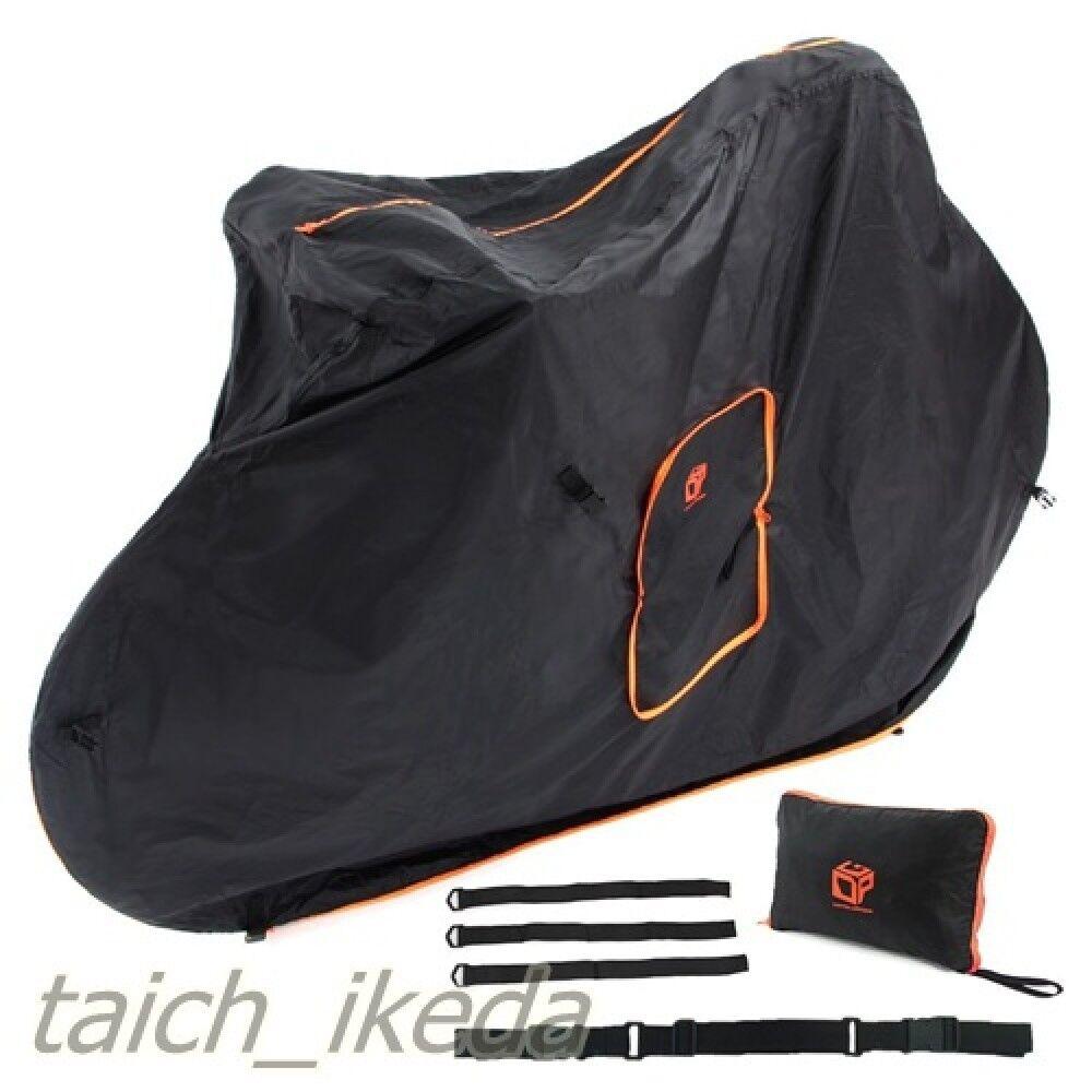 DOPPELGANGER DCB168BK Bicycle Carry Bag Transport Case 4582474897929 Japan