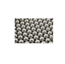 "250 PCS 9//32/"" inch G16 Hardened Carbon Steel Bearing Balls 7.144mm"