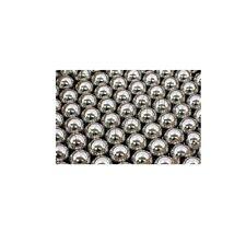 100 G25 Precision Chromium Chrome Steel Bearing Balls Aisi 52100116332532