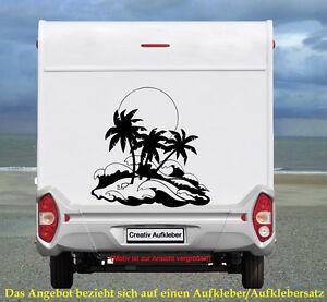 Insel-und-Palmen-Aufkleber-fuer-das-Wohnmobil