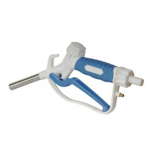 In Acetal Manual Def Nozzle White And Blue Wolflube 505003