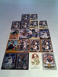 Ryan-Doumit-Lot-of-50-cards-25-DIFFERENT