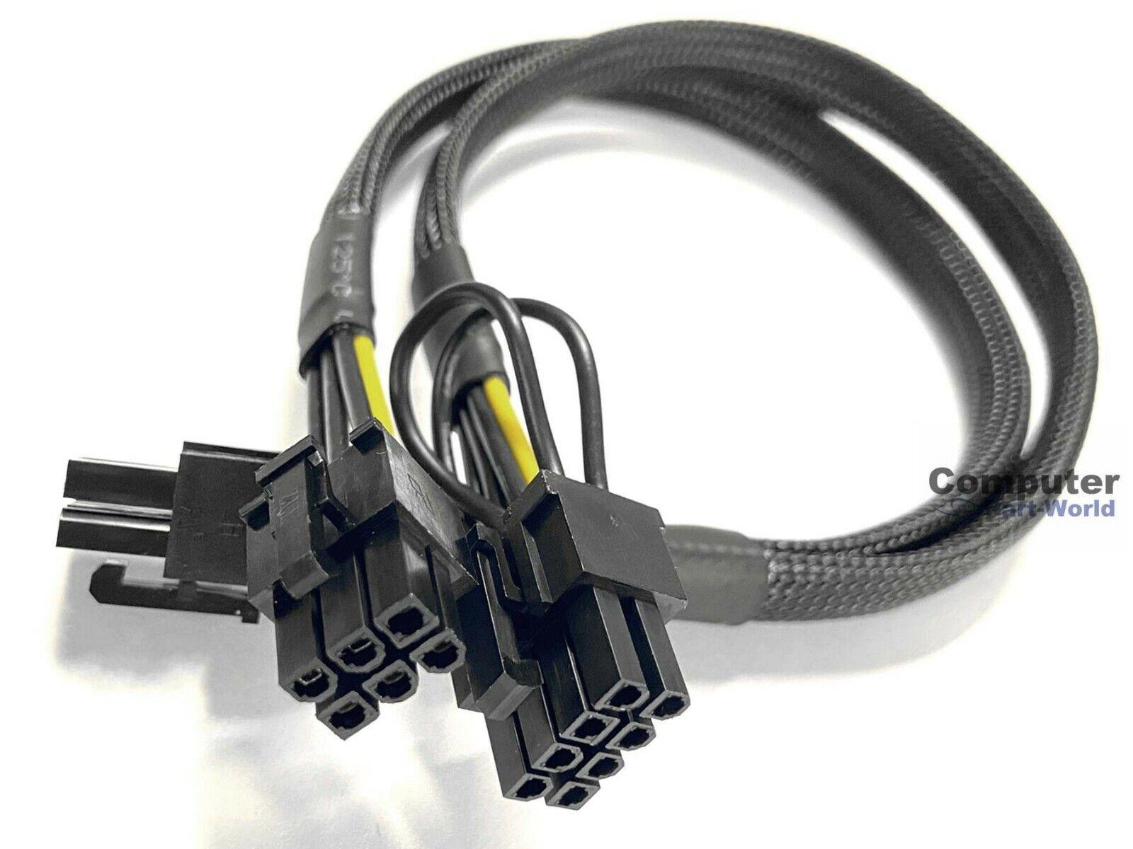 8+6pin PCI-E VGA Power Supply Cable for Antec HCG850 Gold and GPU 50cm