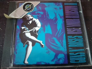 GUNS N ROSES - Use Your Illusion 2 CD Hard Rock / Glam / Heavy Metal
