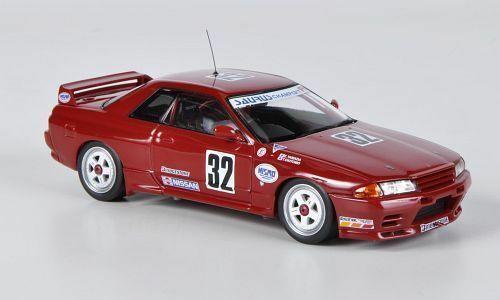 Saurus Champ Nissan GT-R HPI scale 1  43 1991 Jtc 32. Nr. Hpi8588 mint  meilleur choix
