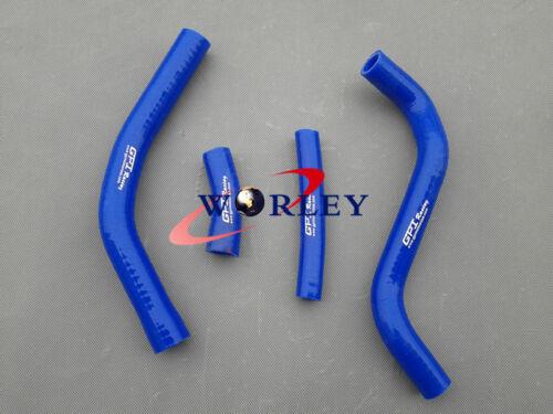 Aluminum radiator /& Silicone hose for Yamaha YZ250F YZF250 2014 2015 14 15 WHITE