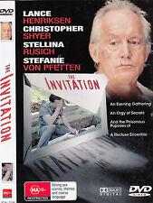 The Invitation-2003-Lance Henriksen- Movie-DVD