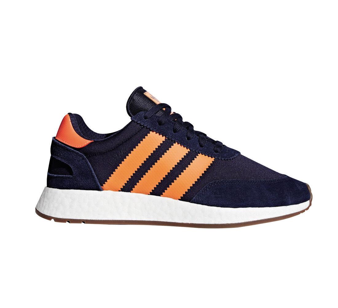Adidas Schuhe Turnschuhe Retro I-5923 Mesh B37919 Blau Orange Herren Neu div Größen