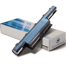 Batterie pour TravelMate 4740 5740 8472 8572 AS10D31 AS10D41 6600mAh 11.1V
