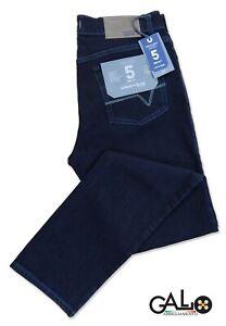 Jeans Modello Vitamina Elasticizzato Nero Uomo Pu27 arpw4qax