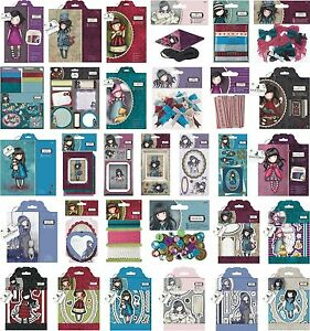 Santoro Gorjuss Collection 2015 Stamps Paper Packs