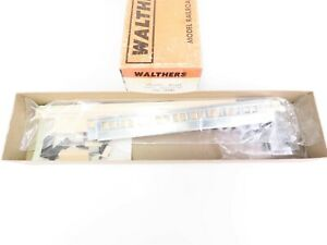 HO-Scale-Walthers-933-6676-Undecorated-Unpainted-60-039-Utility-Coach-Passenger