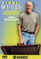 Hammer Dulcimer Dvd Instructional Folk Instrmt Dvd 000641711
