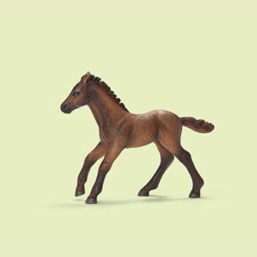 """/""""Camargue potros/"""" #schleich caballo-nuevo con una banderita-New with día!!! 13712"""