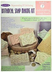 Life of the Party Mens Shave /& Bar Soap Making Kit 57053