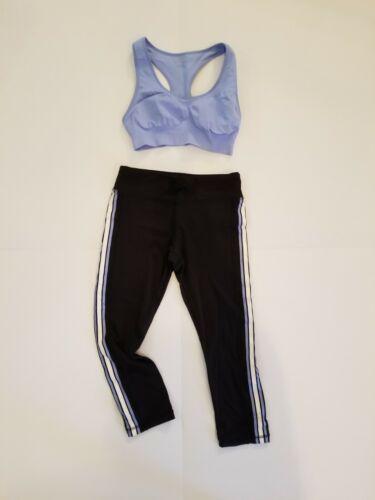 Tory Burch*Tory Sport leggings and sport bra* smal