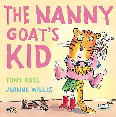 The Nanny Goats Kid, Willis, Jeanne, Used; Good Book