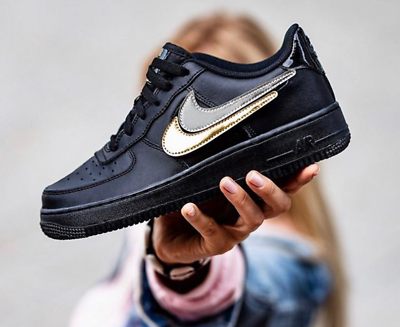 Nike Air Force 1 LV8 3 (GS) Youth Scarpe da ginnastica da donna UK 5.5 EU 38.5 AR7446 001 | eBay