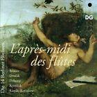 L'AprŠs-midi des Flutes (CD, Jan-2014, MDG)