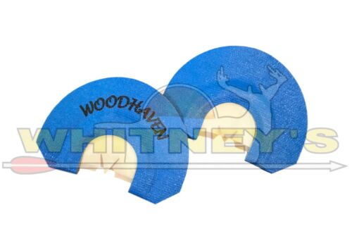 New 2019 Woodhaven Custom Calls Blue Vyper Turkey Mouth Call By Bill Yargus