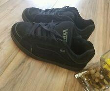 vans 'SKINK' Skate Shoe - BLACK US size 12 Men