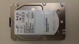 """ST3600057SS SEAGATE 600GB 15K SAS 3.5/"""" 6Gb//s HARD DRIVE CHEETAH 15K.7 FW:00B"""