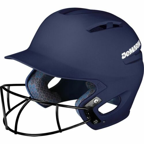 DeMarini Youth Paradox Matte Batting Helmet w//Fastpitch Mask