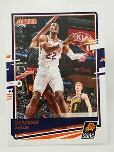 Panini Donruss 2020-21 N14 NBA trading card base #31 Phoenix Suns Deandre Ayton