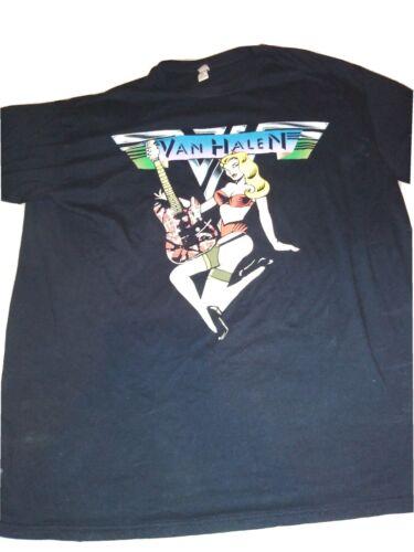 Van Halen Tour T Shirt 2009
