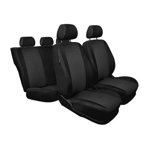 totalmente a medida 2004-2015 Fundas de asientos a: Seat Altea P6258