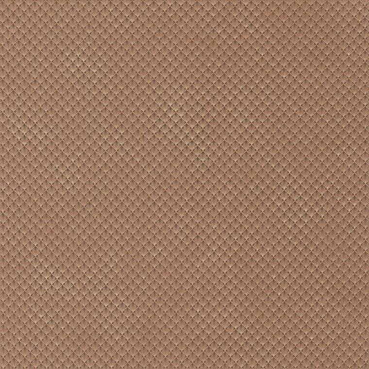 28373144 - Chrome Orange Leather Effect Casadeco Wallpaper