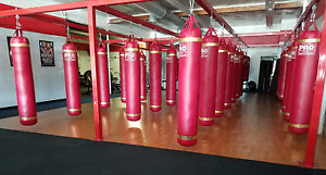 UNFILLED Banana  Punch bag Boxing bag Punching Muay Thai Made in U.S.A
