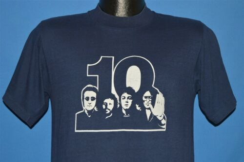 vintage 70s THE BEATLES 10 YEAR ANNIVERSARY PAUL J