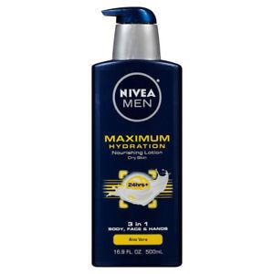 NIVEA-FOR-MEN-Maximum-Hydration-Nourishing-Lotion-Aloe-Vera-16-90-oz-4-pack