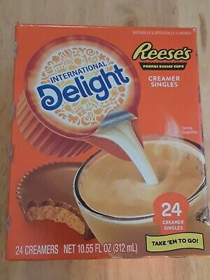 Single reese's peanut butter cup