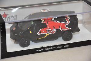 Bizarre B1058 - Voiture événementielle Red Bull Rbe One 1/43