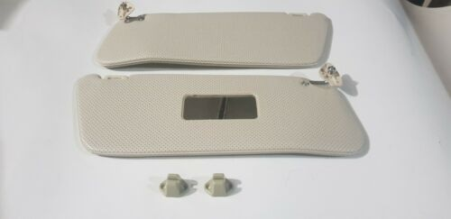 MERCEDES w114 w115 NEW SUNVISORS and CLIPS INCLUDED 1968-1976