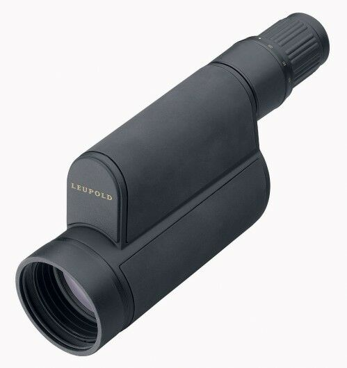 Leupold 53756 Mark 4 12-40x60mm Tactical Armor Mil Dot Reticle Spotting Scope