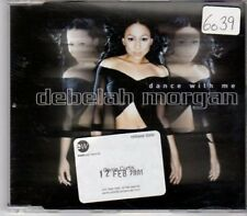 (BU538) Debelah Morgan, Dance With Me - 2001 DJ CD