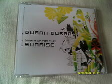 DURAN DURAN - (REACH UP FOR THE ) SUNRISE - UK CD SINGLE