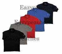 Reebok Golf Mens Size S-l Xl 2xl 3xl 4xl 5xl Dri Wick Polo Fit Sport Shirts