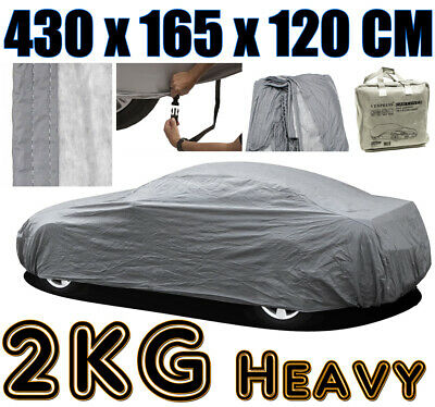 Ford KA CAR FULL winter COVER QUALITY 100/% WATERPROOF small thick fabric snow
