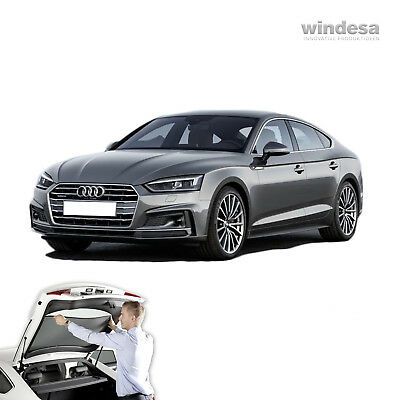 Audi A5 Sportback 5-door 2017-CAR SUN SHADE BLIND SCREEN tint tuning privacy kit